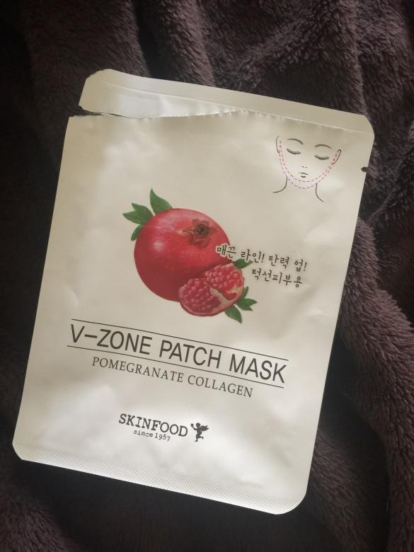 Skinfood v mask front